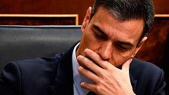 Sánchez no es investido en primera votación y deberá someterse a una segunda el jueves