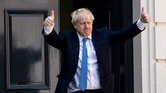 Boris Johnson sustituye a Theresa May como nuevo líder del partido conservador