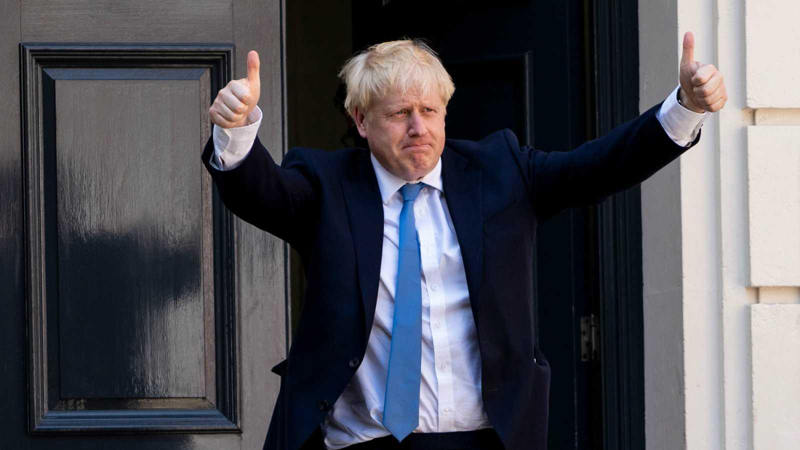 Boris Johnson sustituye a Theresa May como nuevo líder del partido conservador