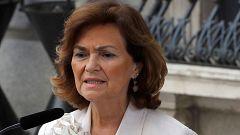 Calvo y Echenique reactivan las negociaciones y se reunirán este miércoles