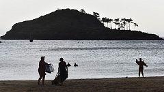 Temperaturas significativamente altas en el interior peninsular y en Baleares