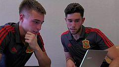 España estudia como derribar a Francia en las semifinales del Europeo sub'19