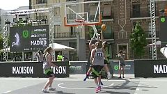 Baloncesto 3x3 -  Herbalife Nutrition 3x3 - Series Madrid