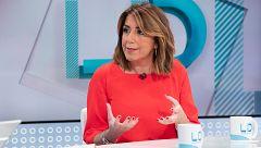 """Susana Díaz defiende que Sánchez tiene """"legitimidad"""" para pedir la abstención al PP pese a su 'no es no' a Rajoy"""
