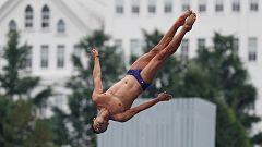 Mundial de Natación de Gwangju - Saltos: High Diving 27m Masculino 3ª y 4ª ronda