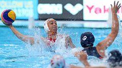 Mundial de Natación de Gwangju - Waterpolo Femenino 2ª Semifinal: España - Hungría