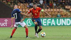 Fútbol - Campeonato de Europa Sub19 Masculino 2ª Semifinal: Francia - España