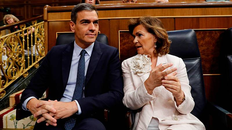 Investidura: Negociación congelada con un ultimátum del PSOE a Podemos