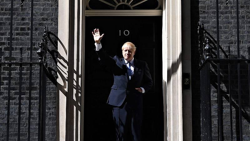 Boris Johnson releva a Theresa May al frente del Gobierno de Reino Unido
