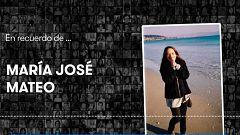 En recuerdo de María José Mateo, asesinada por violencia de género en 2017