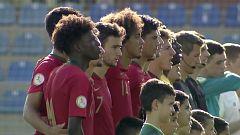Fútbol - Campeonato de Europa Sub19 Masculino 1ª Semifinal: Portugal - Irlanda