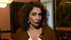 """María Jesús Montero considera """"ofensivo"""" que Podemos vea """"sin competencias"""" los ministerios ofrecidos por el PSOE"""