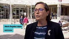"""Mª Ángeles López: """"Hay mucho que andar en derechos de las personas'"""