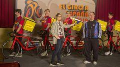 Hoy no, mañana - Vuelta ciclista