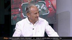 La tarde en 24 horas - Entrevista: Juan Ramón de Páramo