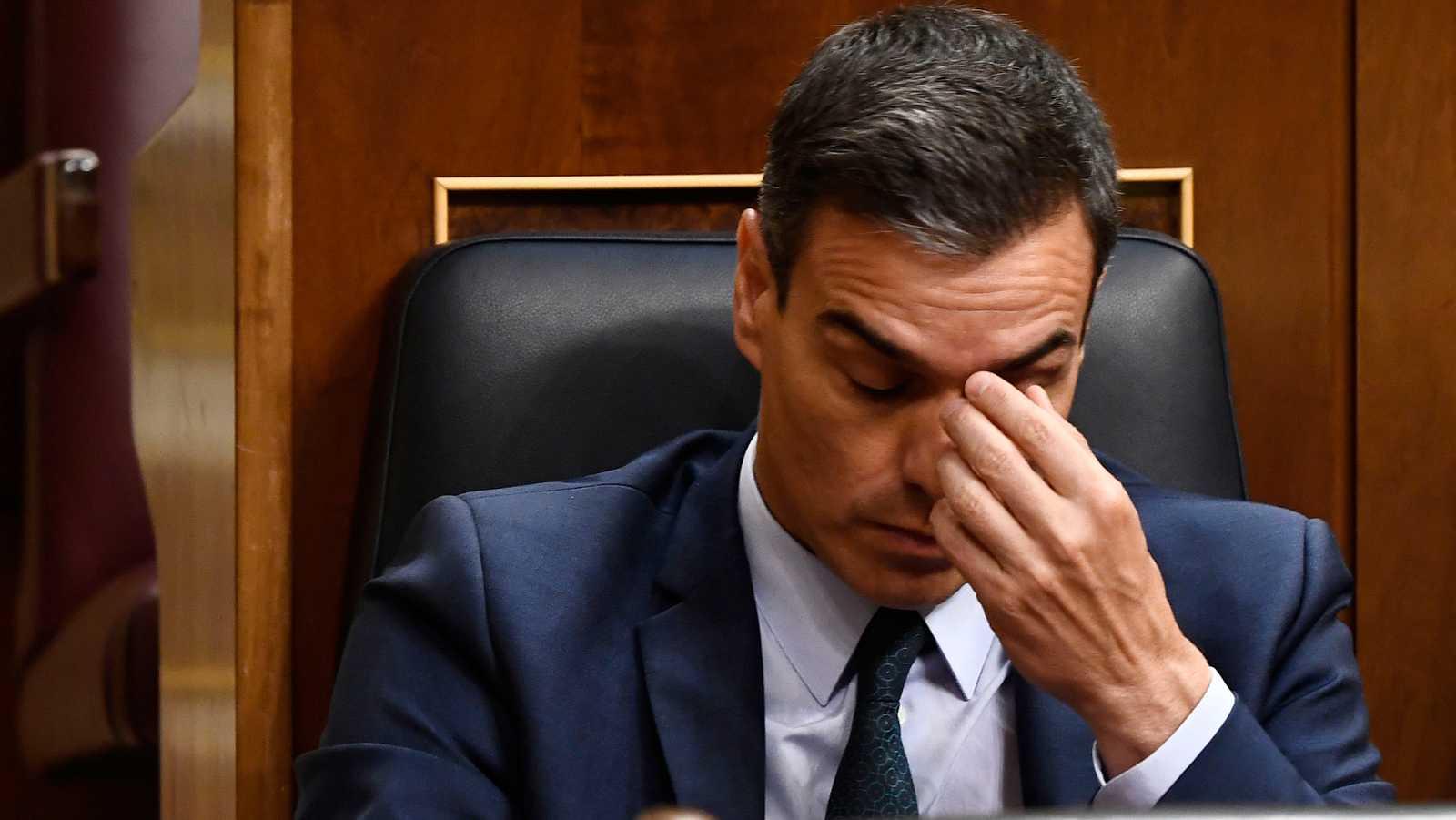 Fracasa la investidura de Pedro Sánchez con la abstención de los diputados de Podemos