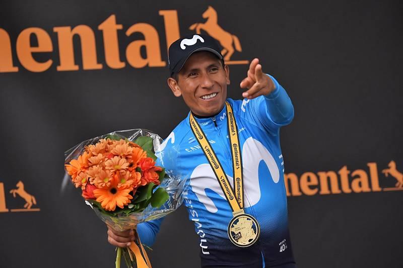 Nairo Quintana gana y reactiva sus opciones en el Tour