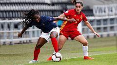 Fútbol - Campeonato de Europa Sub19 Femenino 2ª Semifinal: Francia - España