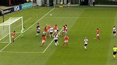 Fútbol - Campeonato de Europa Sub19 Femenino 1ª Semifinal: Alemania - Holanda