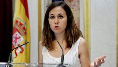 """Podemos mantiene la """"mano tendida"""" a Sánchez y le insta a no esperar a septiembre para negociar un gobierno de coalición"""