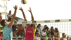 Voley Playa - Madison Beach Voley Tour 2019. Resumen Isla Canela