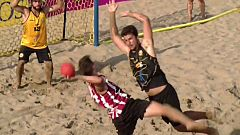 Balonmano Playa - Arena Handball Tour 5 Valencia. Resumen