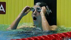 La joven Regan Smith pulveriza el récord del mundo de los 200 espalda