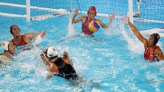 Mundial de Natación de Gwangju - Waterpolo Femenino Final: EE.UU. - España