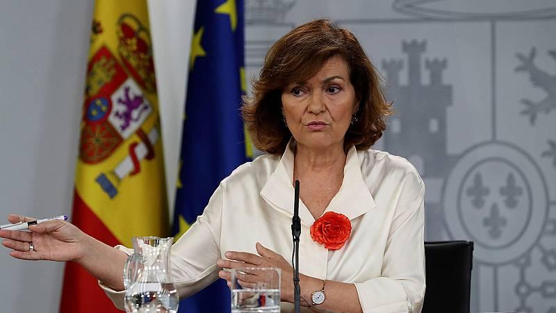 """Calvo cierra la puerta al gobierno de coalición: """"No hay vía en esa dirección"""""""