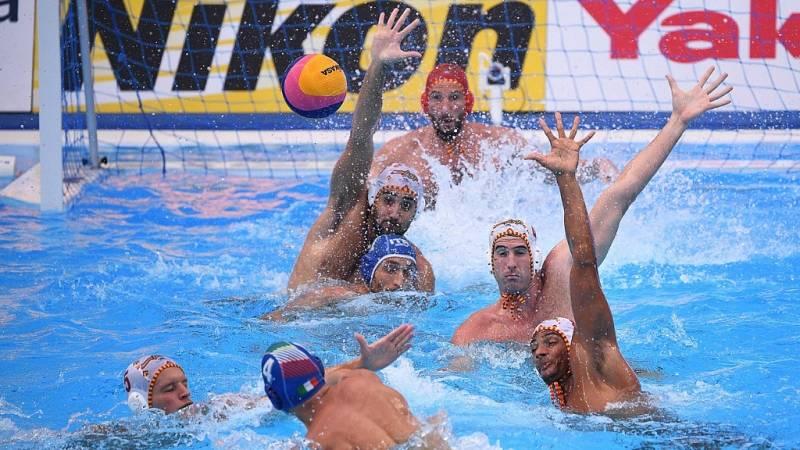 Mundial de Natación de Gwangju -  Waterpolo Masculino Final: España - Italia - ver ahora