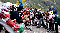 Tour 2019: Ascensión a Val Thorens