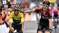 Tour 2019: Nibali gana la penúltima etapa de montaña que consagra a Bernal