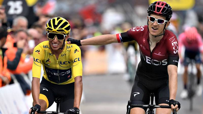 El italiano Vincenzo Nibali logró este sábado la victoria en la penúltima etapa del Tour de Francia, con cima en la estación alpina de Val Thorens, donde el colombiano Egan Bernal se consagró como virtual ganador de la carrera.