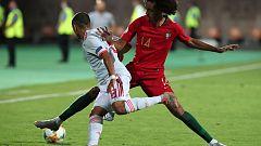 Fútbol - Campeonato de Europa Sub19 Masculino Final: Portugal - España