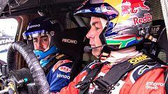 Fernando Alonso, muy cerca de correr el próximo Dakar