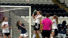 Fútbol - Campeonato de Europa Sub19 Femenino Final: Francia - Alemania