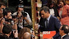Parlamento - El Foco Parlamentario - Crónica de la investidura - 27/07/2019
