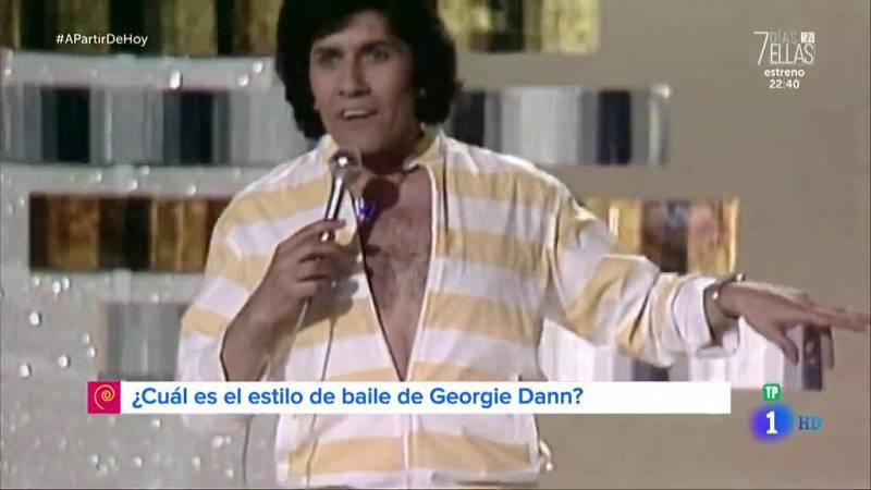 ¿De dónde salió Georgie Dann?