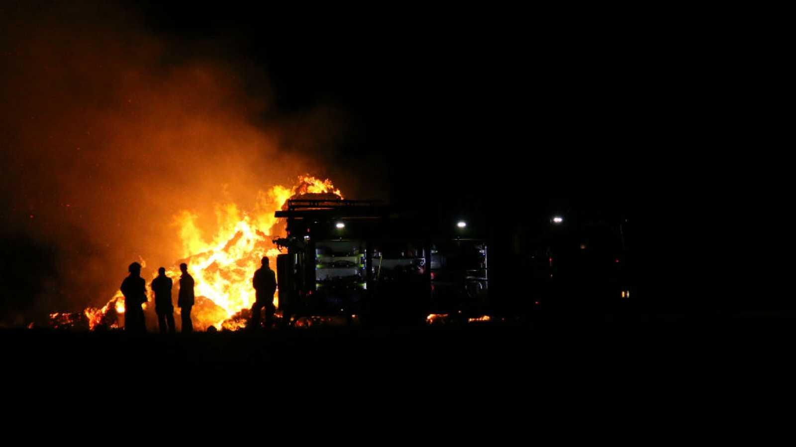 ¿Qué hacer en caso de riesgo de incendio forestal?