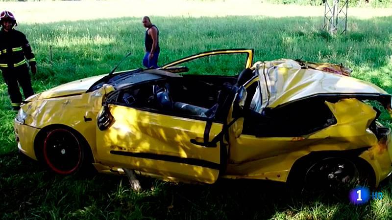 El conductor del accidente de Galisancho podría enfrentarse a nueve años de cárcel