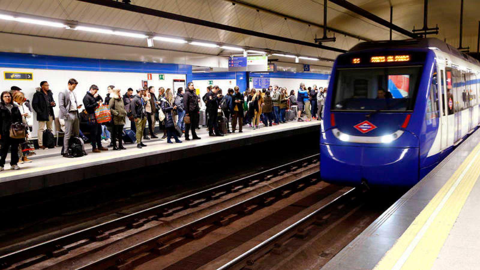 La Fiscalía denuncia a siete responsables de Metro de Madrid por el amianto