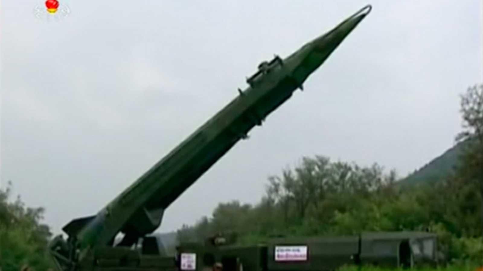 Seúl confirma que Corea del Norte ha lanzado dos misiles de corto alcance