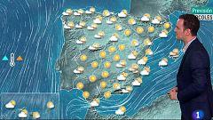 Suben las temperaturas, salvo en el área mediterránea y el extremo sur peninsular, donde descenderán