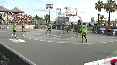 Baloncesto 3x3 - Herbalife Nutrition 3x3 - Series Barcelona