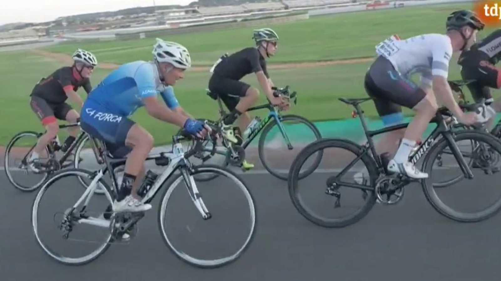 Ciclismo - Campeonato de España. Ultrafondo 24 Horas. Desde Valencia - ver ahora