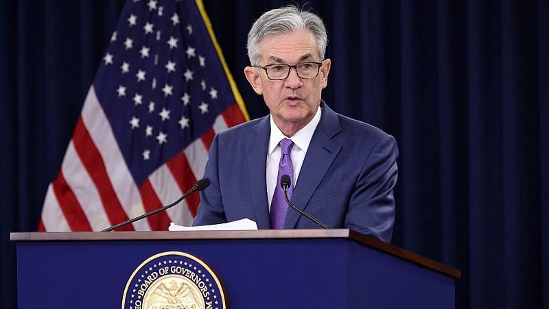 La Fed baja los tipos de interés en EE.UU. por primera vez desde 2008 para sostener el crecimientoLa Fed baja los tipos de interés en EE.UU. por primera vez desde 2008 para sostener el crecimiento