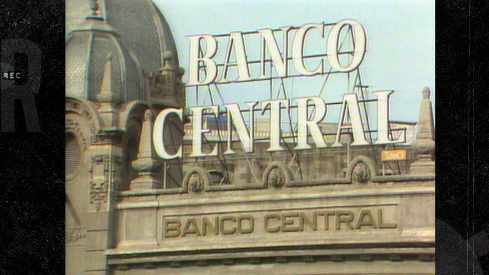 Recordin - Pitu Abril recorda l'assalt al Banc Central