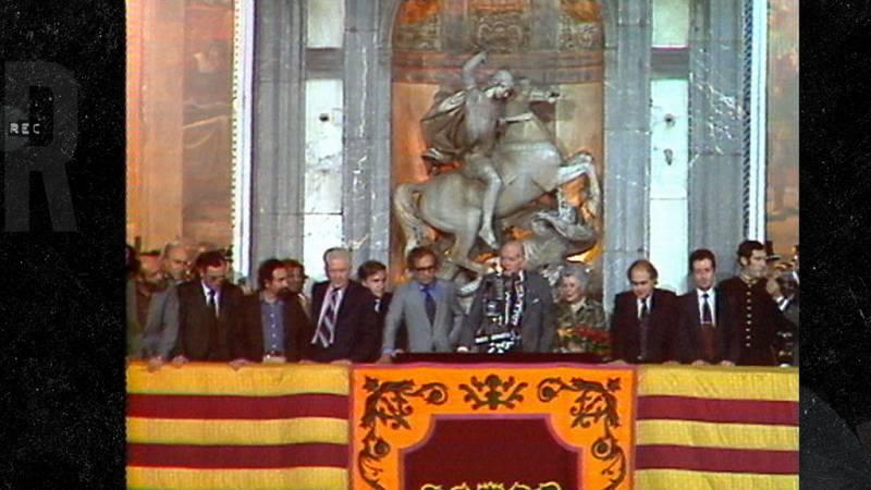 Recordin - Mercedes Milà recorda l'arribada de Tarradellas