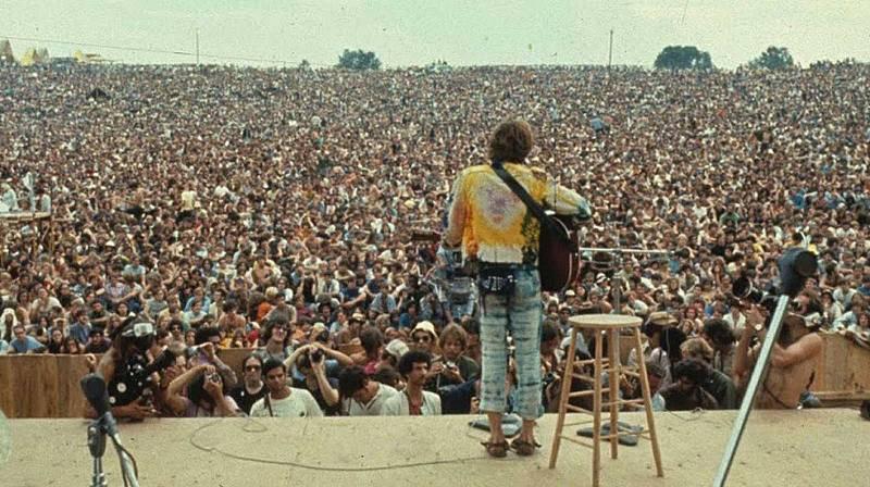El icónico festival de Woodstock queda candelado en su 50 aniversario