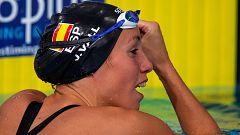 Jessica Vall, bronce en 200 braza en la Copa del Mundo